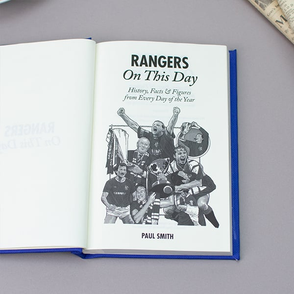 Ranger On This Day Book