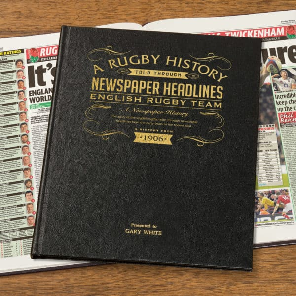 english rugby book