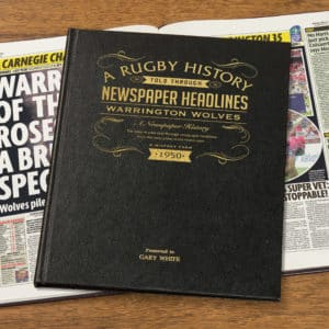 warrington rugby memorabilia