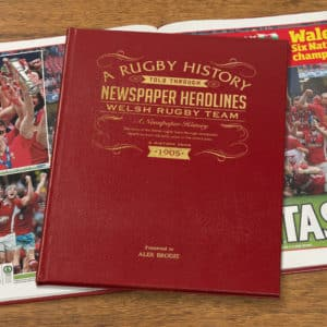 welsh rugby book