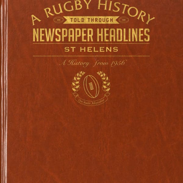st helens history book
