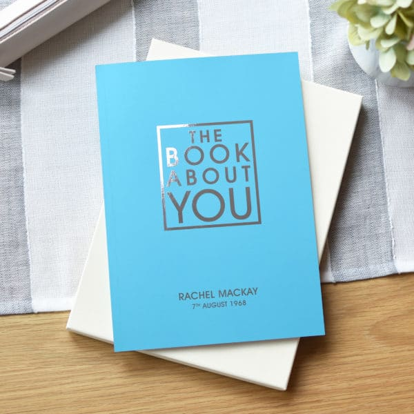 The Book About You Softback