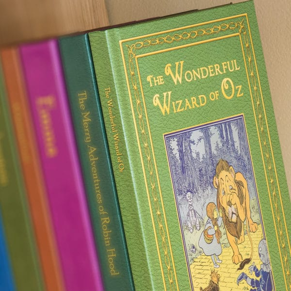 Wizard of Oz Personalized Novel