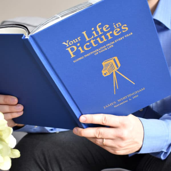 Your Life in Pictures Book