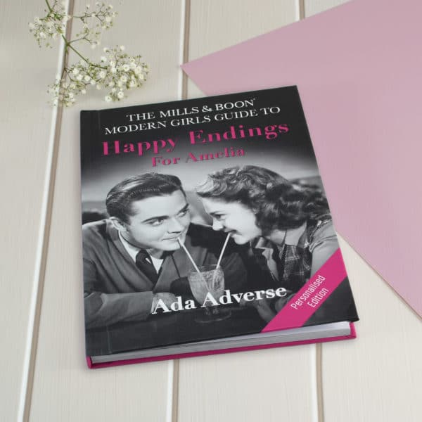 mills and boon happy endings book