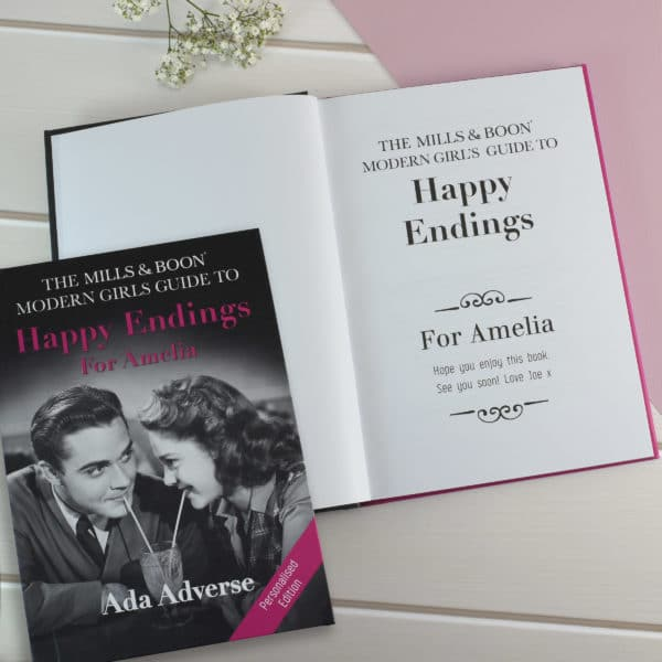 Mills and Boon Guide to Happy Endings