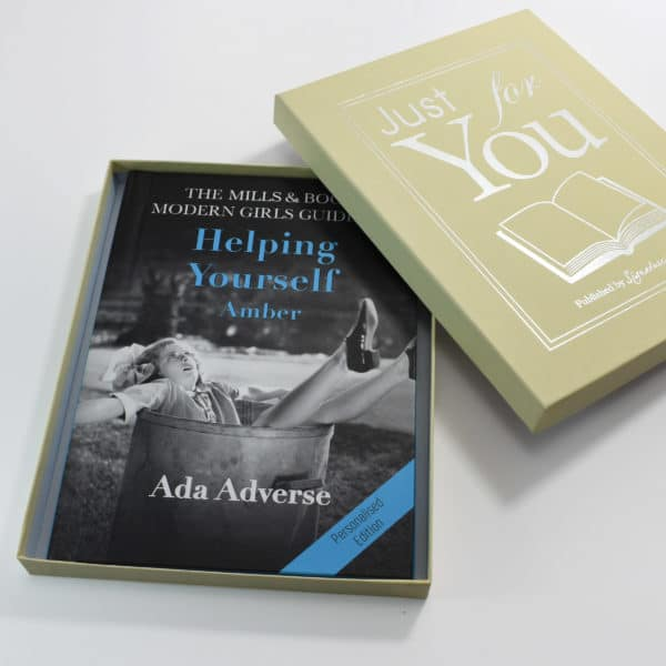 Mills and Boon guide to Helping Yourself Gift boxed