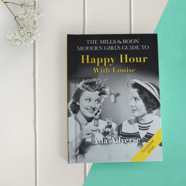 Mills and Boon guide to Happy Hour
