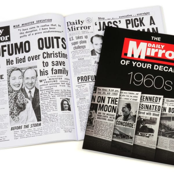 Daily Mirror 1960s book