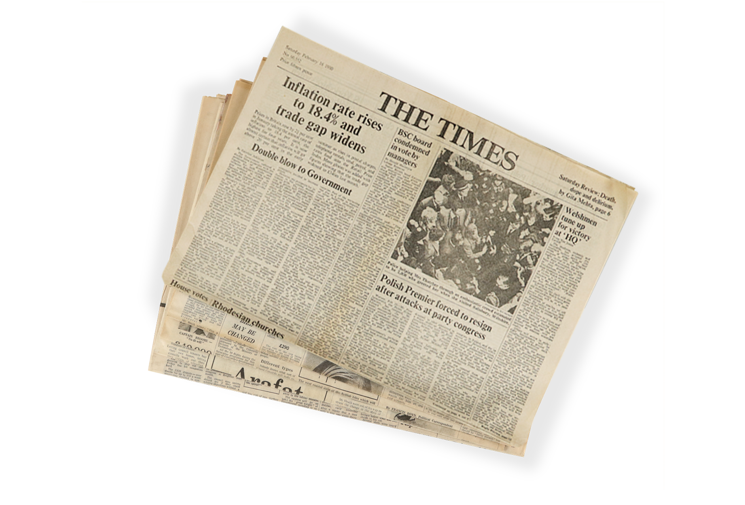 The Times Newspaper Archive