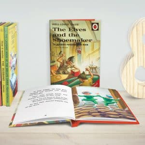 Ladybird book The Elves and the Shoemaker Lifestyle generic