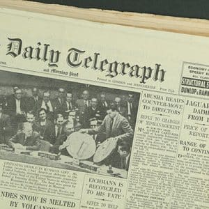 Daily Telegraph Newspaper Archive
