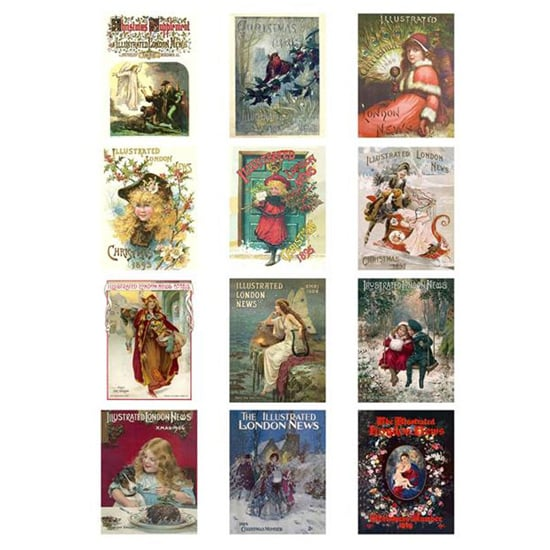 Personalised Illustrated London News Holiday Pack