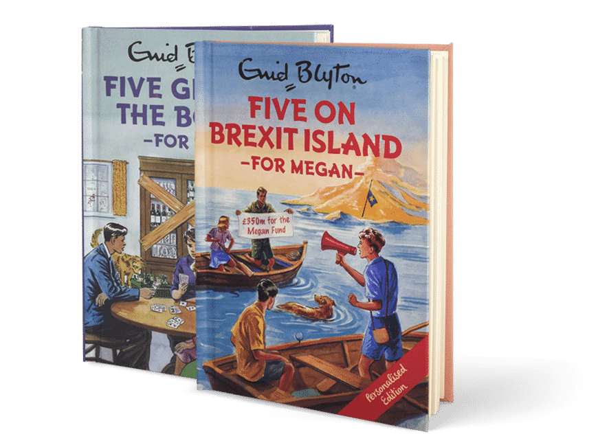 Personalised Famous Five Books