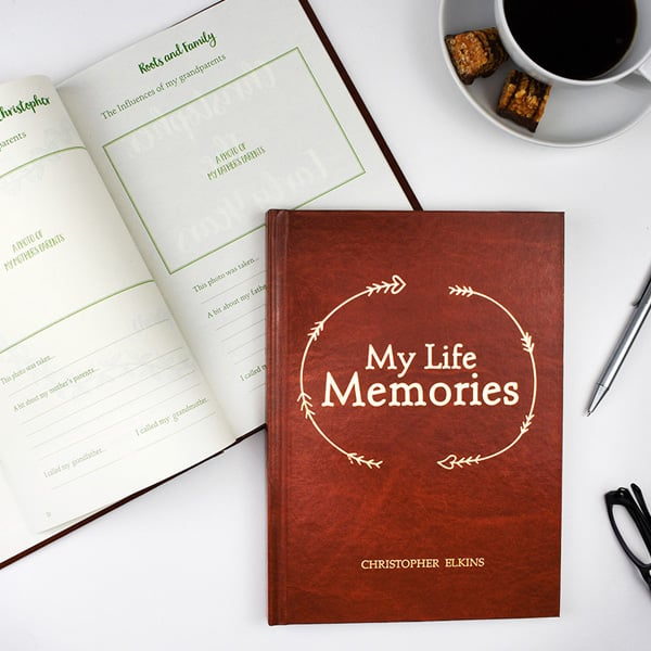 Personalised Milestones Memory Journal