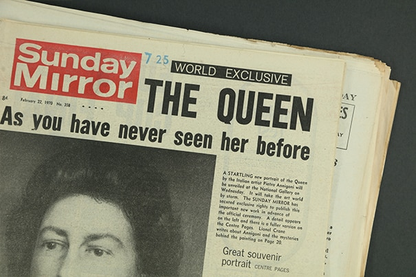Sunday Mirror Newspaper Archive