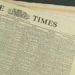 the times original newspaper archive