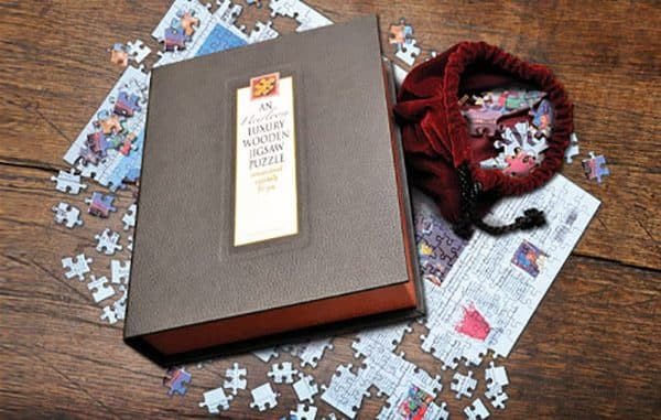 personalised times newspapers jigsaw