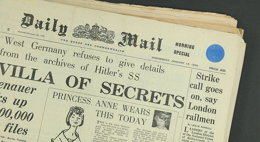 Daily Mail Original Newspapers
