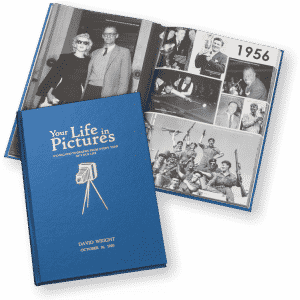 Personalised Pictorial History Books