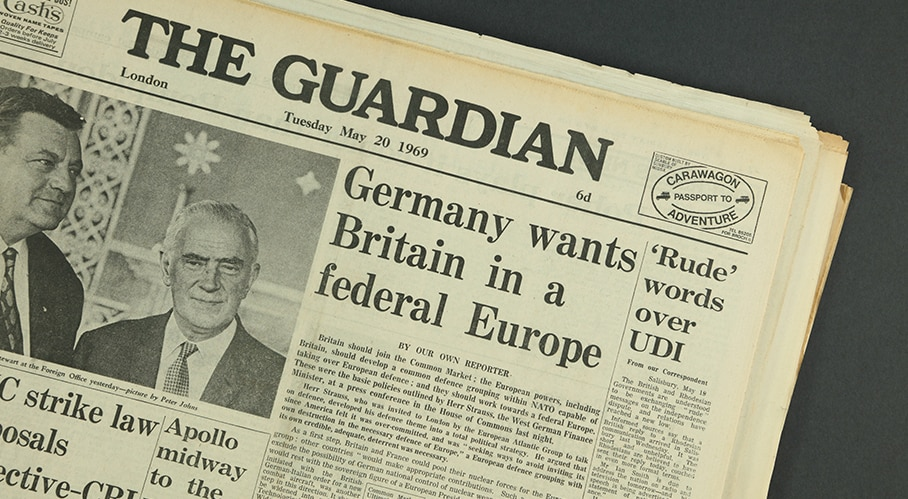 The Guardian Original Newspapers