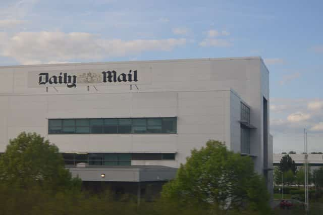 daily mail building