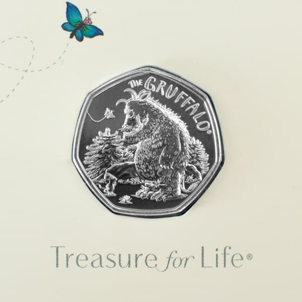Gruffalo Coin Royal Mint