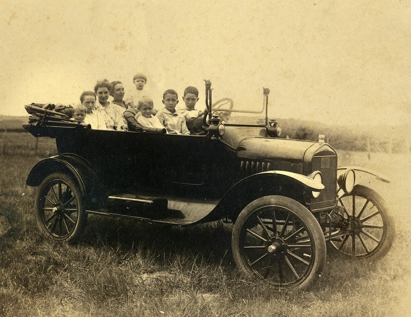 model t ford 1920