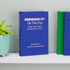 Birmingham Football Fact Book