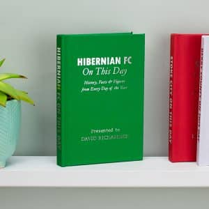 Hibernian Football Fact Book