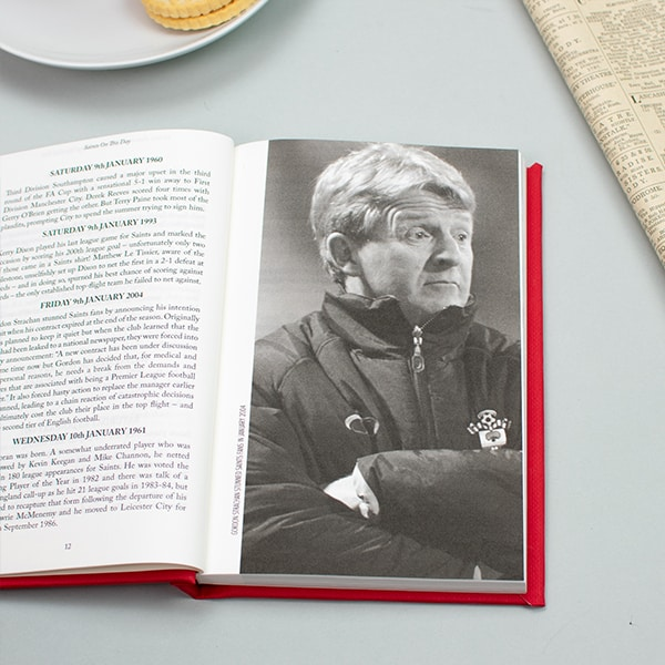 Southampton Football Fact Book