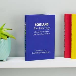 Scotland Football Fact Book