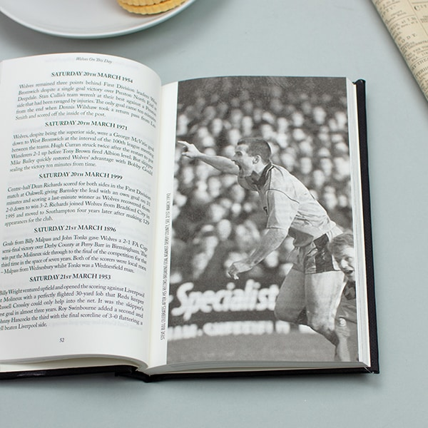 Wolverhampton Wanderers Football Fact Book