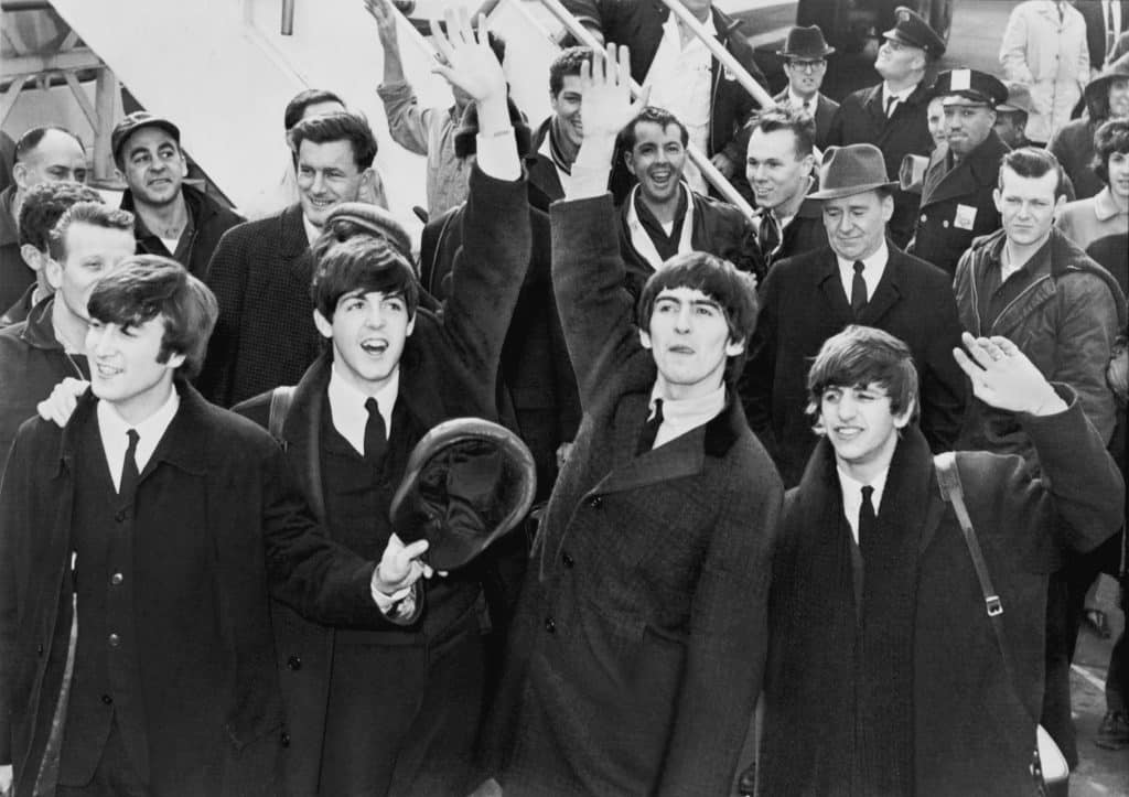 the beatles history