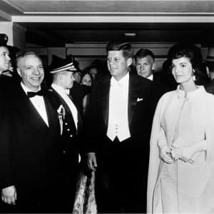 1961 Kennedy Inaugaral Ball