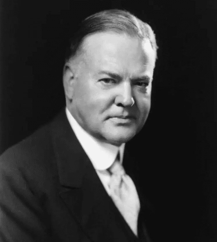 herbert hoover great depression