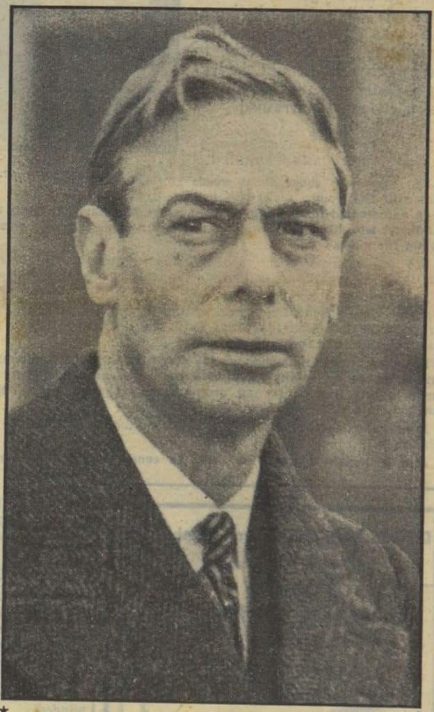 the death of king george vi