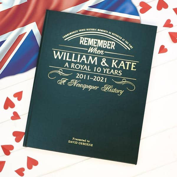 will and kate book